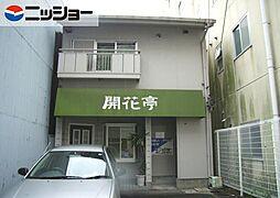 ピュアコーポ桜橋[2階]の外観