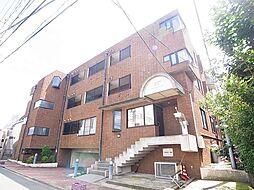 アパートメントバラヤマ[3階]の外観