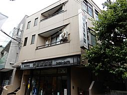 東京都世田谷区経堂2丁目の賃貸マンションの外観