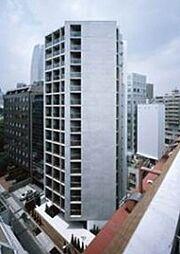 東京都港区芝公園1丁目の賃貸マンションの外観