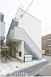 愛知県名古屋市南区道徳新町6丁目の賃貸アパートの外観