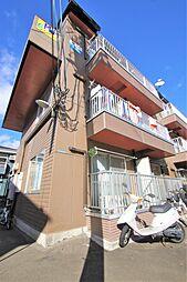 宮城県仙台市太白区向山2丁目の賃貸マンションの外観