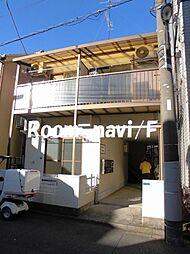 東京都北区王子本町2の賃貸アパートの外観