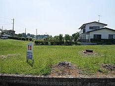 茨城県小美玉市飯前にある売地です。