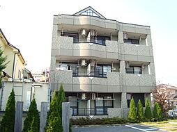 埼玉県川越市仙波町4丁目の賃貸マンションの外観