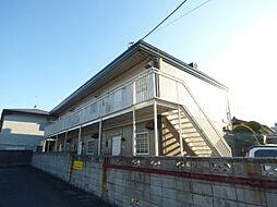 埼玉県さいたま市浦和区岸町5丁目の賃貸アパートの外観