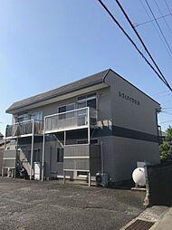 シティハイツ三沢[201号室]の外観