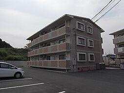 モン・サン・ミシェルII[2階]の外観