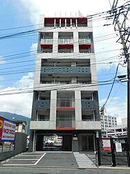 福岡県北九州市小倉南区下曽根新町の賃貸マンションの外観