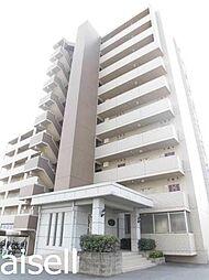 広島県廿日市市平良2丁目の賃貸マンションの外観