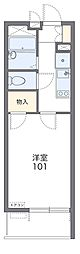 新潟県新潟市中央区南笹口2丁目の賃貸マンションの間取り
