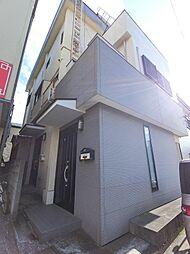 堀江アパート[1階号室]の外観