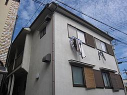 ひよどりハイツ[2階]の外観