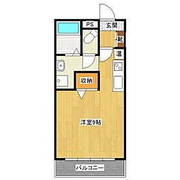 シェトワ上郷[2階]の間取り