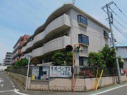 渋谷ヴィラ1[2階]の外観