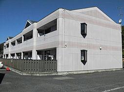 ロイヤルパインズB棟[2階]の外観