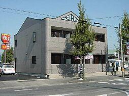 愛知県一宮市宮地2丁目の賃貸アパートの外観