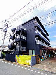 埼玉県狭山市狭山台2丁目の賃貸マンションの外観