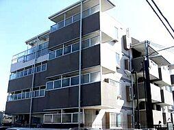 大阪府岸和田市下松町2丁目の賃貸マンションの外観