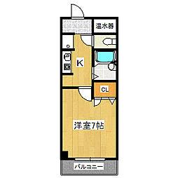 ロシェ宝塚[3階]の外観