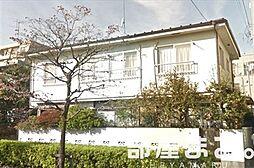 東京都世田谷区弦巻1丁目の賃貸アパートの外観