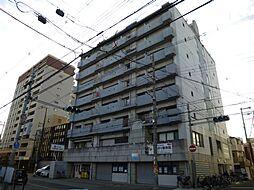 平野エアクリアロイヤルハイツ[407号室]の外観