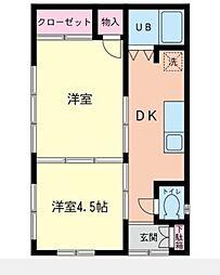 [一戸建] 千葉県千葉市中央区星久喜町 の賃貸【/】の間取り