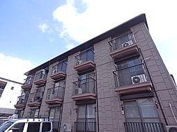 ソレイユ阪奈[2階]の外観