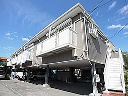 千葉県柏市布施の賃貸マンションの外観