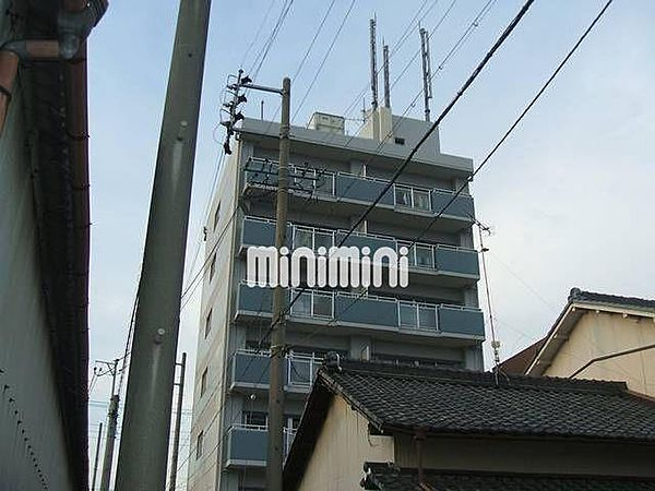 カーサ小幡[3階]の外観