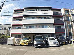 北海道札幌市豊平区平岸三条11丁目の賃貸マンションの外観