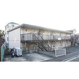 神奈川県横浜市戸塚区原宿4丁目の賃貸アパートの外観