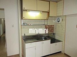GIFU長住ビルの料理が頑張れそうなキッチンです。