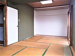 北側約13.1帖和室。H29.11月
