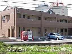 徳島県徳島市中島田町2の賃貸アパートの外観