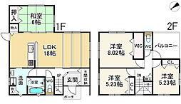 勢野北口駅 2,398万円