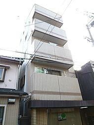 大阪府大阪市阿倍野区昭和町5丁目の賃貸マンションの外観
