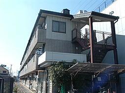 ステーブルコバ[2階]の外観