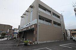 静岡県三島市大社町の賃貸マンションの外観
