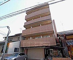 京都府京都市上京区山本町の賃貸マンションの外観