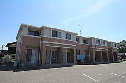 山口県下関市王司神田3丁目の賃貸アパートの外観