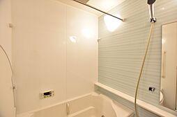 浴室暖房乾燥機もあり、梅雨や花粉シーズンの洗濯物の快適に干せます