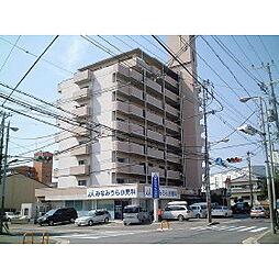 バルカン富田林[3階]の外観