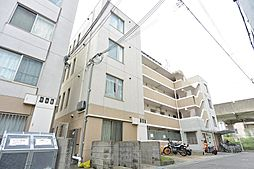 大阪府枚方市西禁野1丁目の賃貸マンションの外観