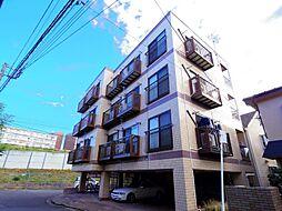 スカイパーク新松戸[2階]の外観