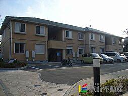 エコロジースクエア須玖南B棟[1階]の外観