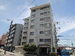 大阪府大阪市生野区巽南4丁目の賃貸マンションの外観