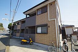 神奈川県三浦市初声町和田の賃貸アパートの外観