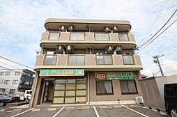 愛知県名古屋市中川区戸田3丁目の賃貸マンションの外観
