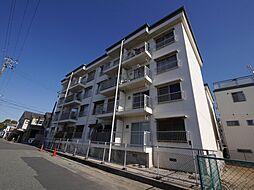 大阪府茨木市水尾1丁目の賃貸マンションの外観